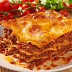 Lasagne- en pastaverkoop